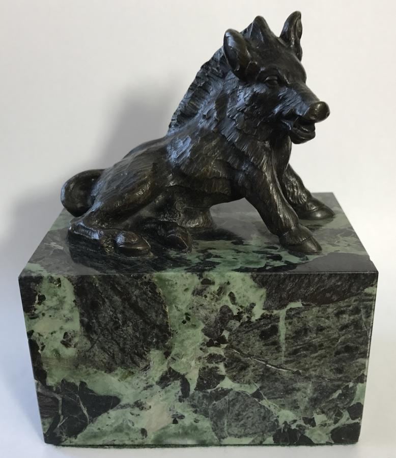 19th Century Italian Bronze Boar