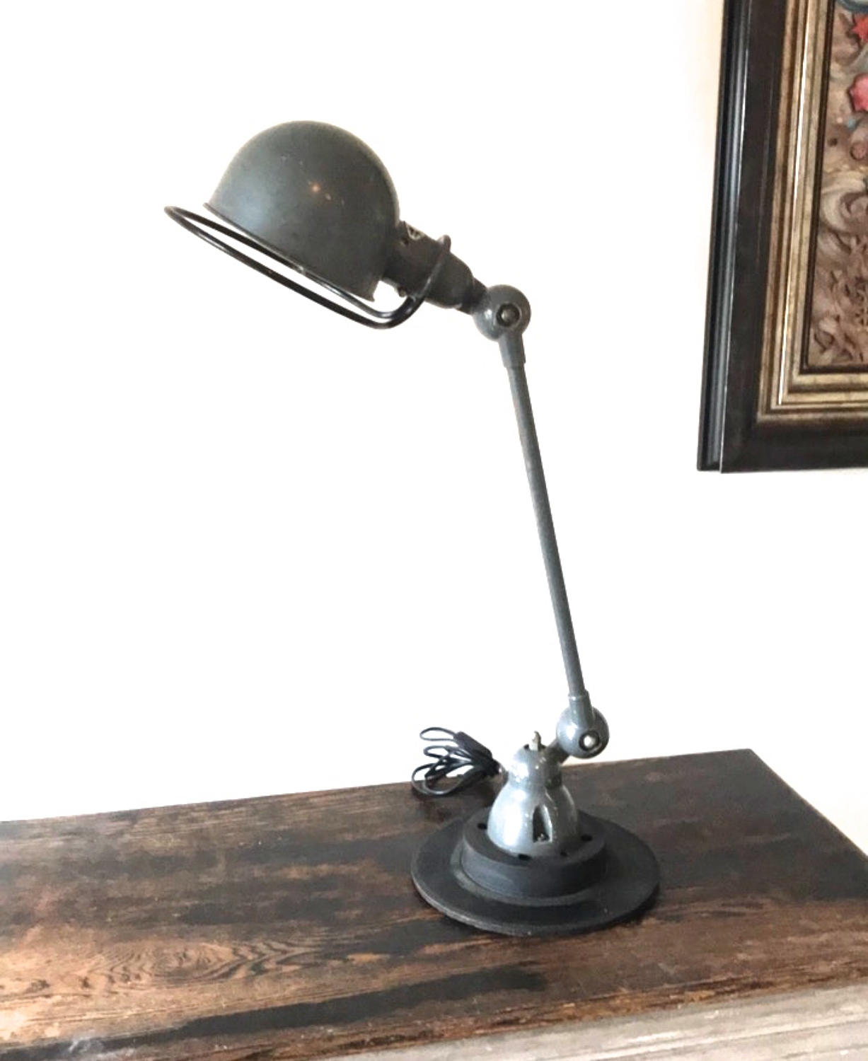 Single Armed Jielde Lamp