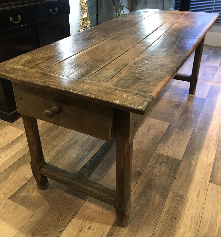 18TH CENTURY FRENCH REFECTORY TABLE
