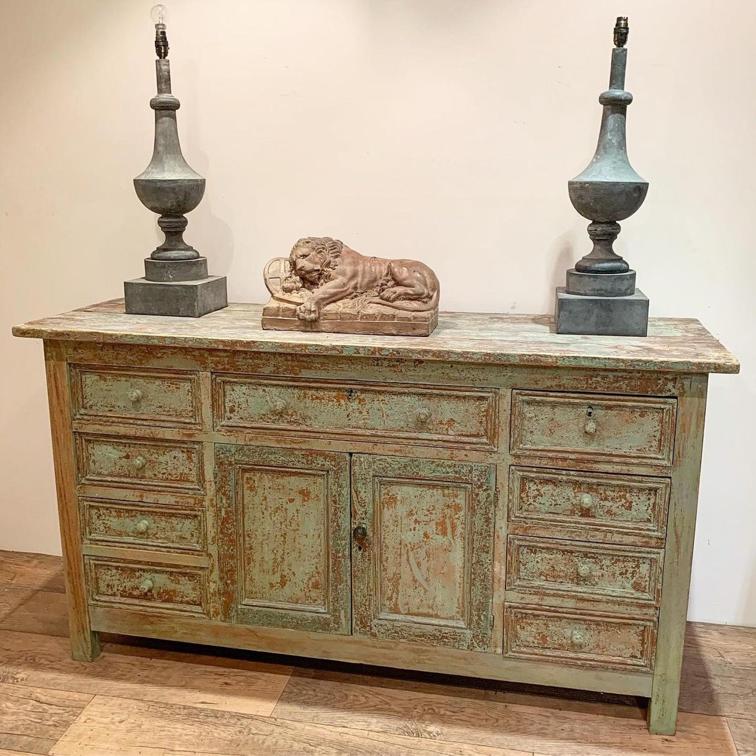 EARLY 20TH CENTURY SIDEBOARD