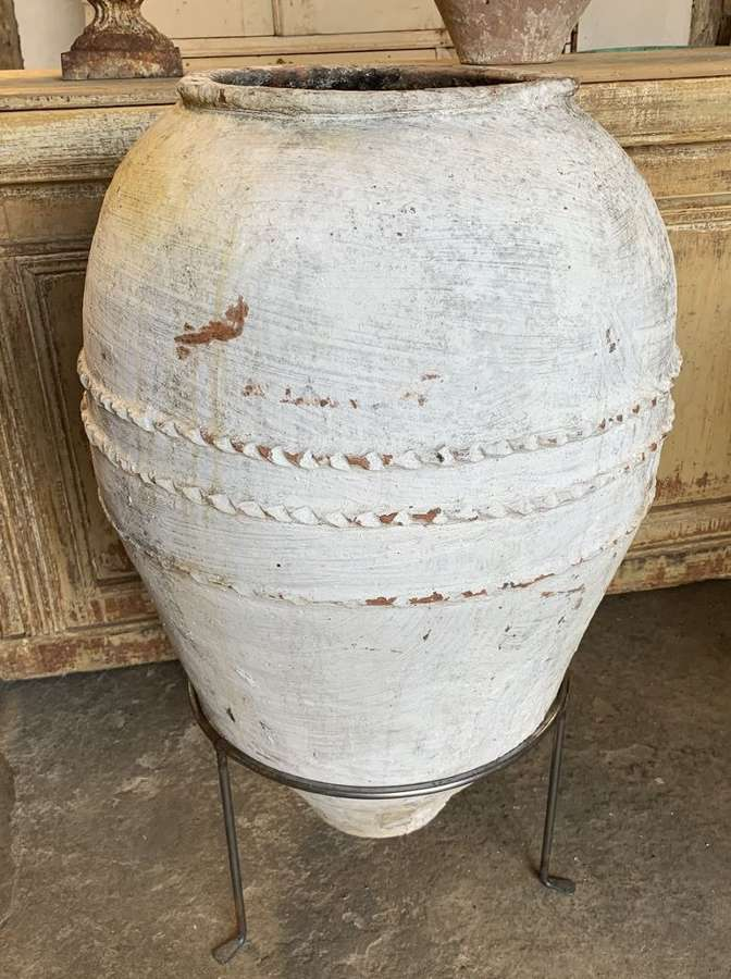 LARGE TERRACOTTA TURKISH URN